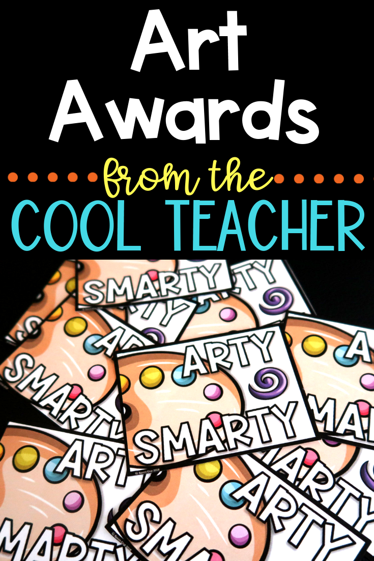 Student awards for the thrifty teacher. Save money on these student awards for Art.
