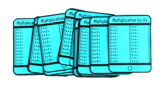 These operations and algebraic thinking task cards are for third grade math.